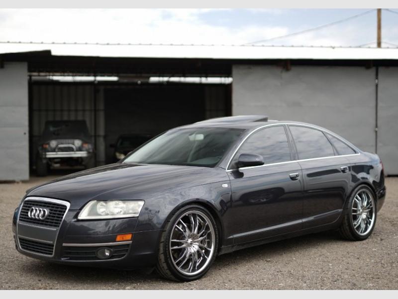 Audi A6 2006 price $3,900 Cash