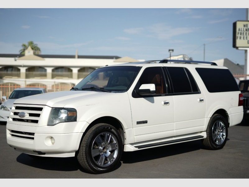 Ford Expedition El >> 2008 Ford Expedition El 2wd 4dr Limited