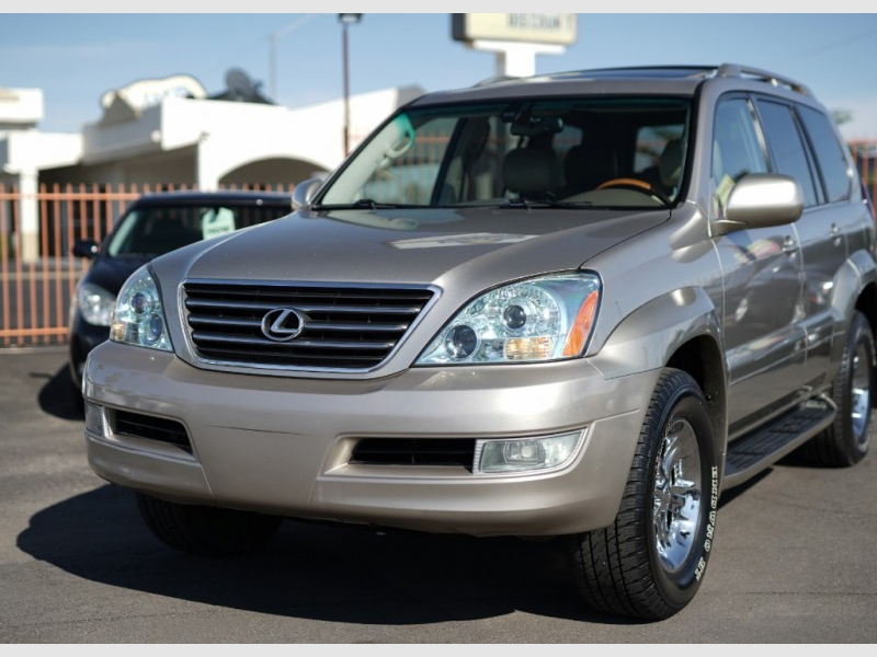 Lexus GX 470 2003 price $8,900 Cash