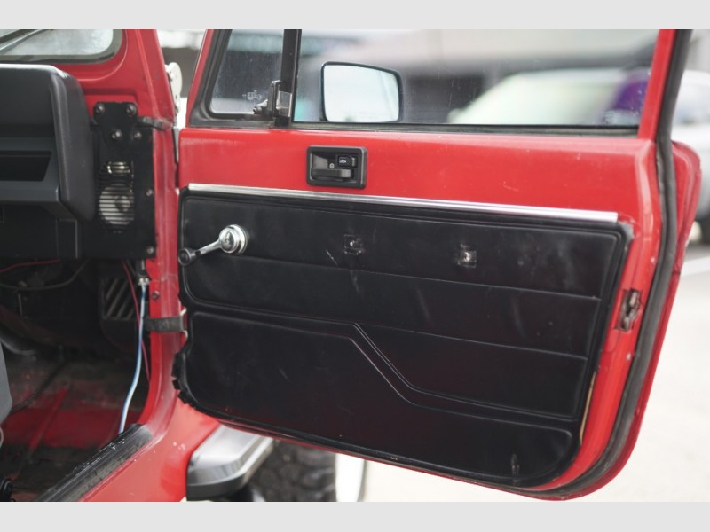 Jeep Wrangler 1991 price $4,900 Cash