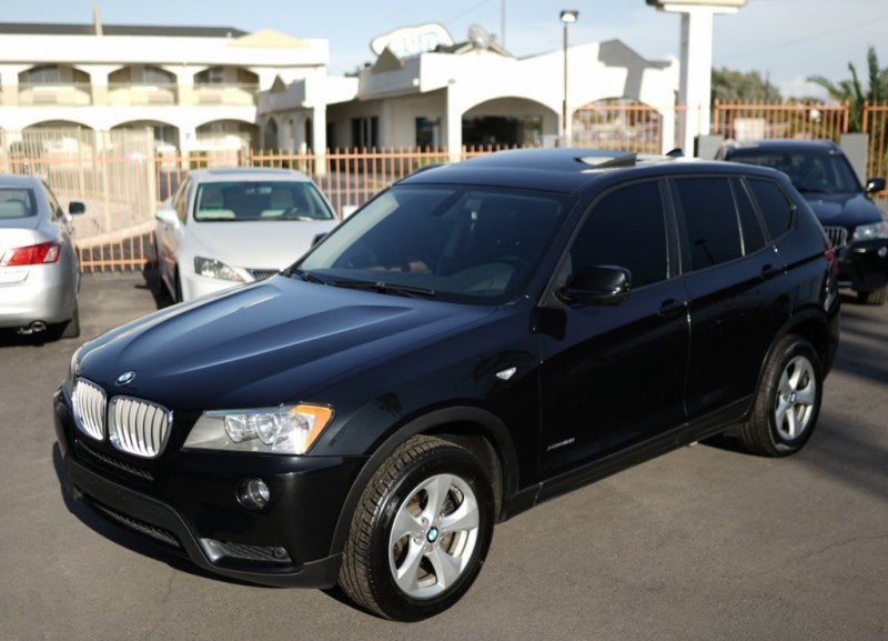 BMW X3 2012 price $10,900 Cash