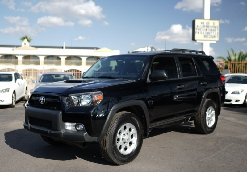Toyota 4Runner Trail 2012 price $16,900 Cash