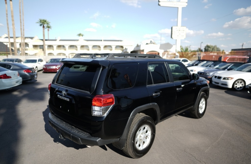 Toyota 4Runner Trail 2012 price $15,900 Cash