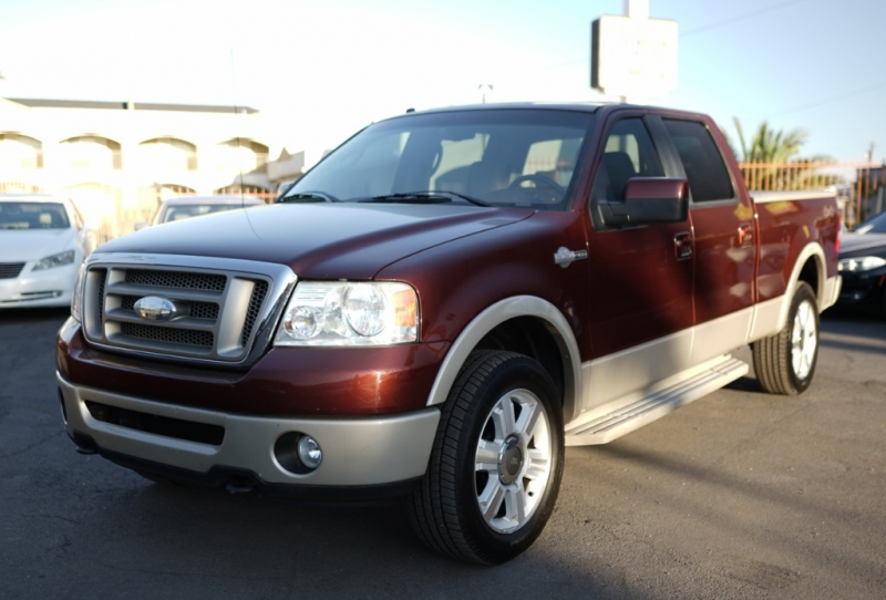 Ford F-150 2007 price $10,900 Cash