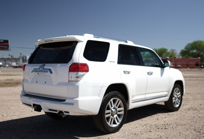 Toyota 4Runner Limited 2010 price $16,900 Cash