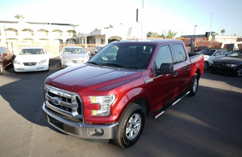 Ford F-150 2016 price $22,900 Cash