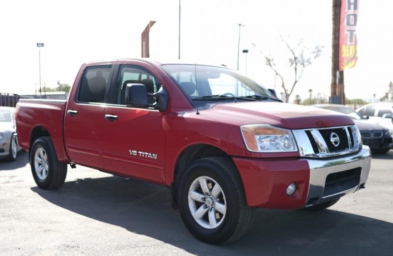 Nissan Titan 2012 price $14,900 Cash