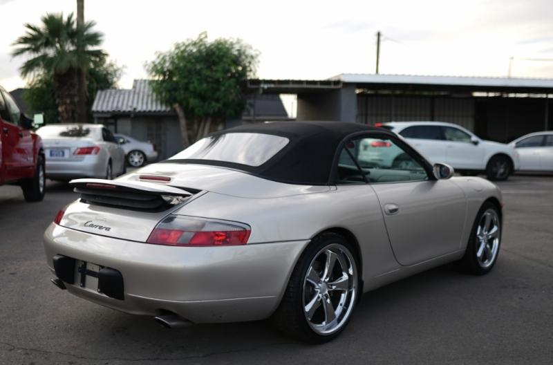 Porsche 911 Carrera 1999 price $13,900 Cash