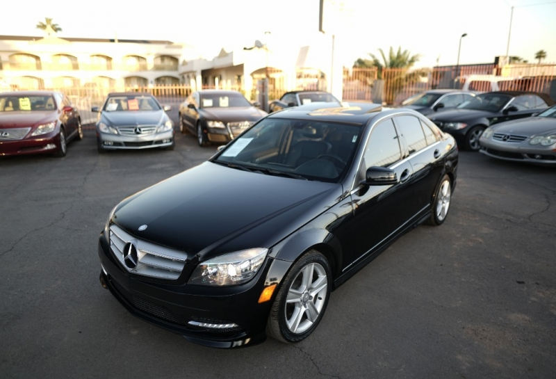 Mercedes-Benz C300 2011 price $7,900 Cash
