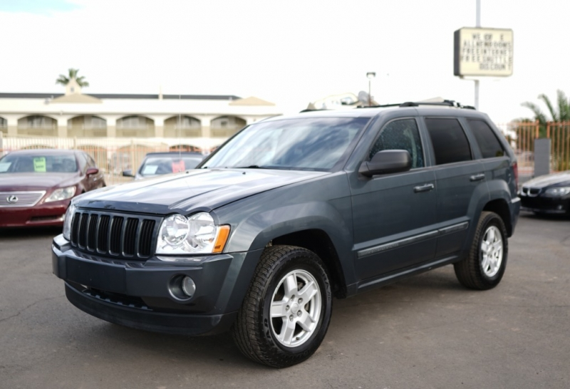 Jeep Grand Cherokee 2007 price $8,900 Cash