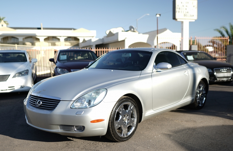 Lexus SC430 2004 price $10,900 Cash