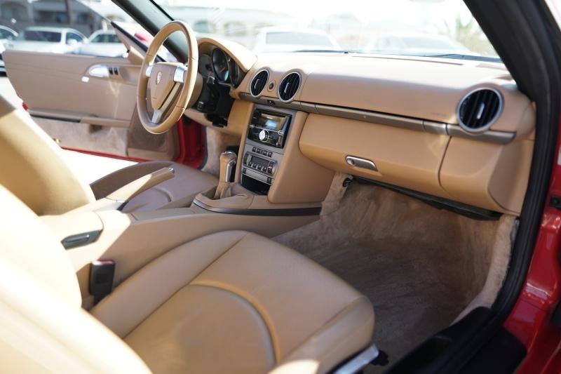 Porsche Boxster 2005 price $11,400 Cash