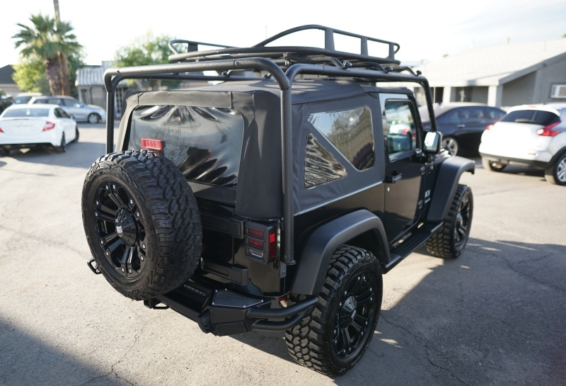 Jeep Wrangler 2008 price $16,900 Cash