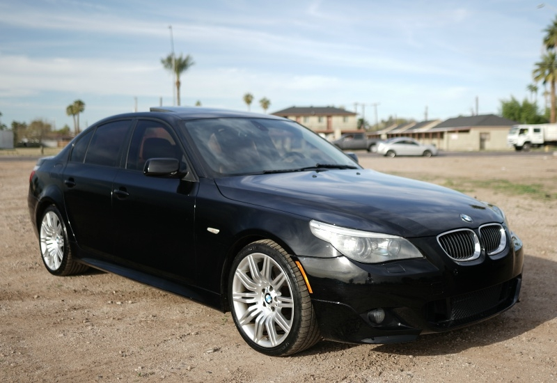 BMW 550i 2009 price $8,400 Cash