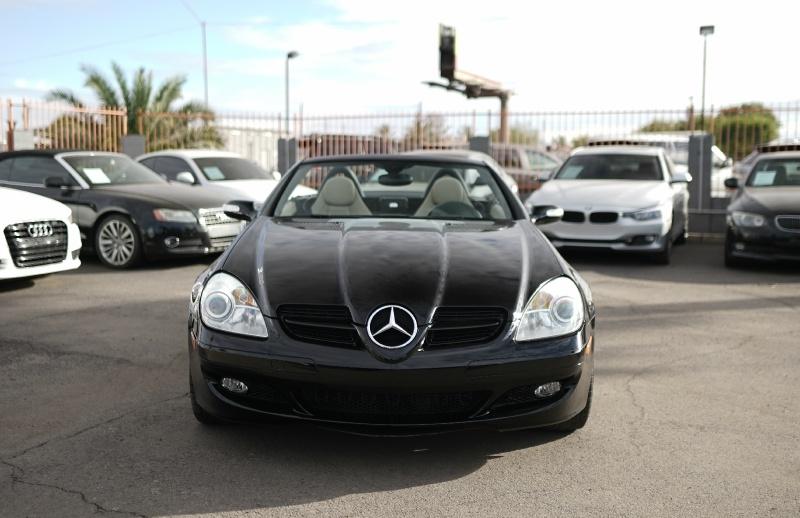 Mercedes-Benz SLK350 2005 price $7,900 Cash