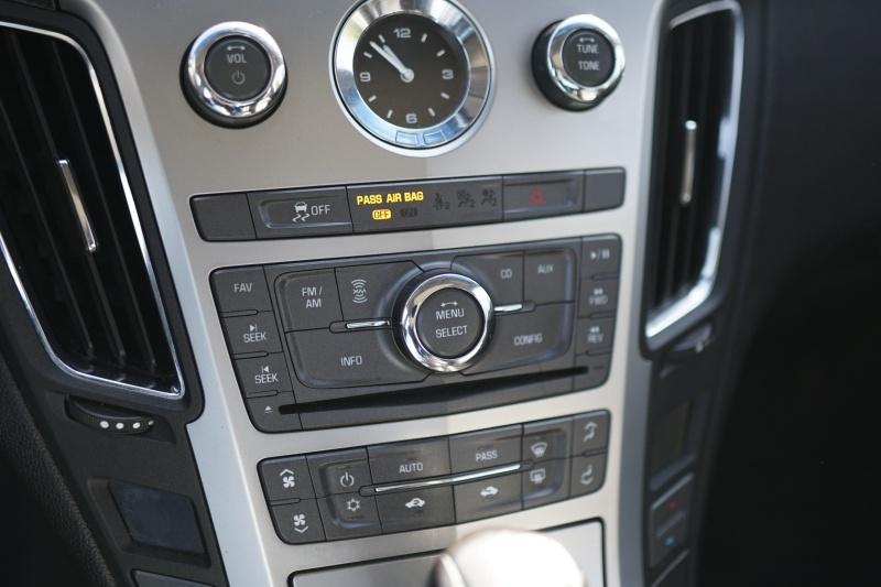 Cadillac CTS 2012 price $10,900 Cash