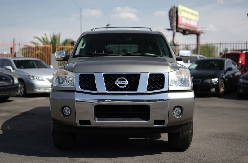 Nissan Armada 2007 price $7,400 Cash