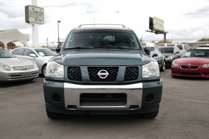 Nissan Armada 2006 price $4,900 Cash