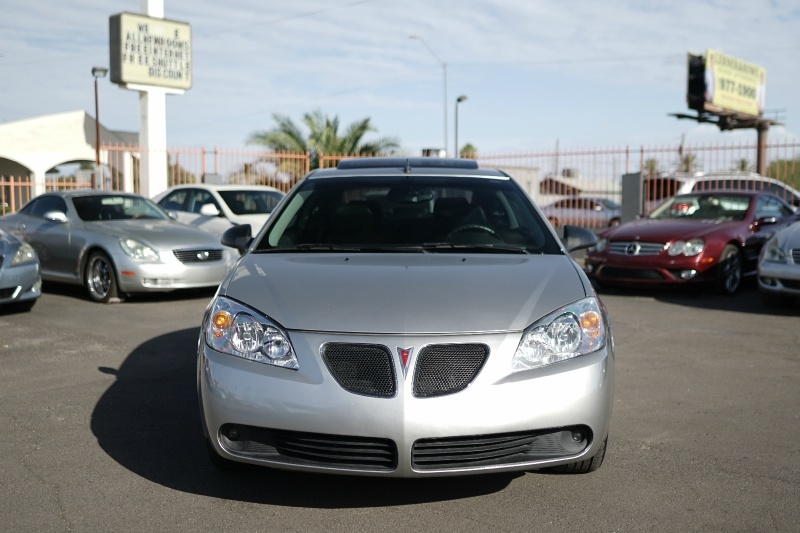Pontiac G6 2006 price $5,900 Cash