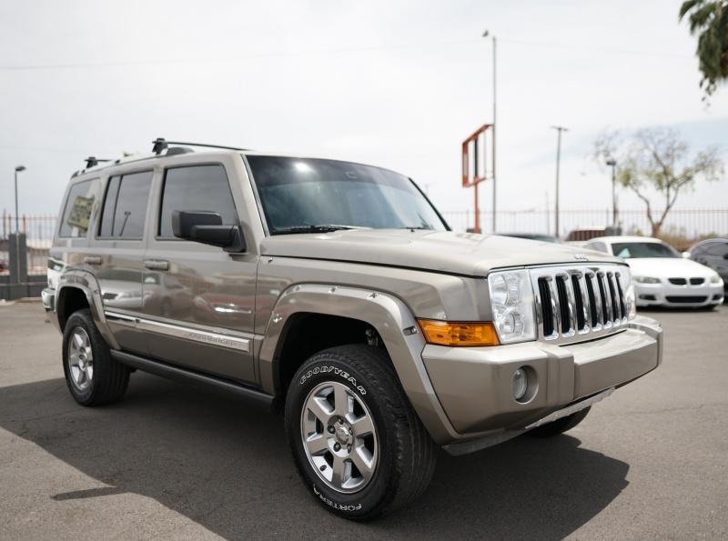 Jeep Commander 2006 price $7,900 Cash
