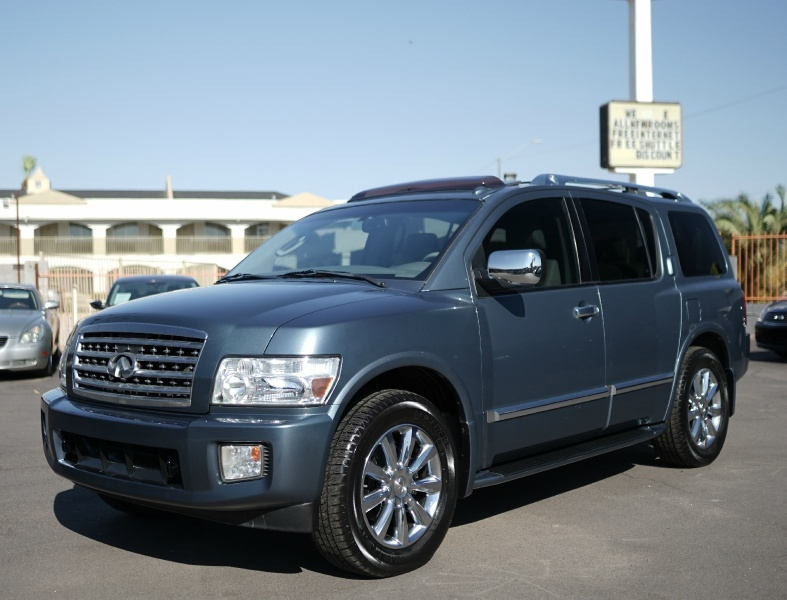 Infiniti QX56 2008 price $11,900 Cash