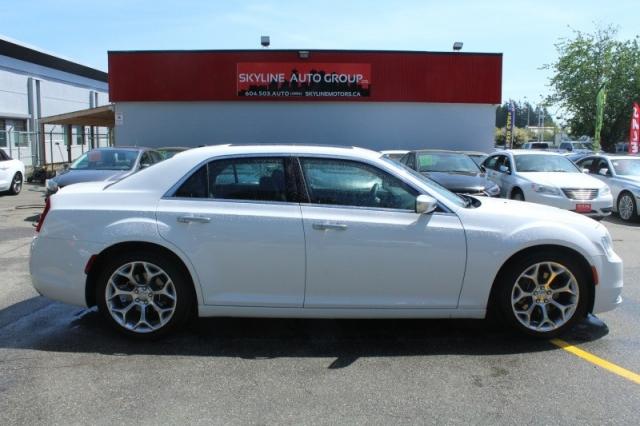 2017 Chrysler 300-Series