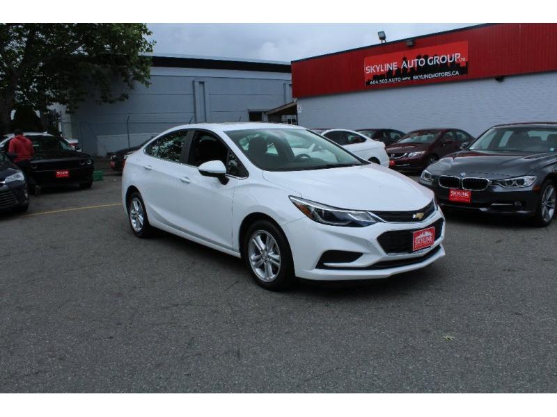 Chevrolet Cruze 2018 price Call For Price