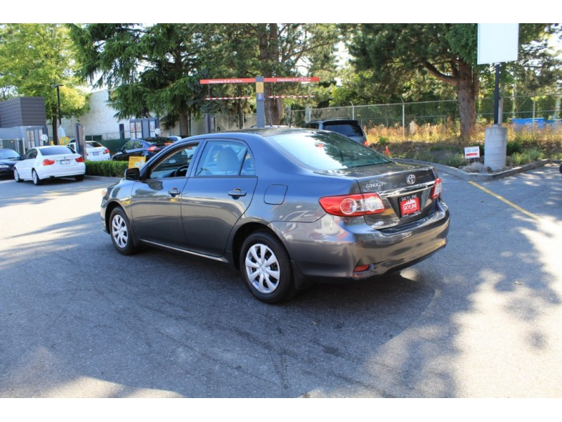 Toyota Corolla 2013 price $9,889