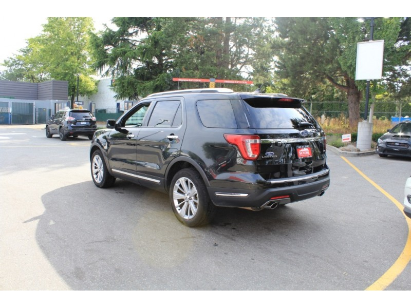 Ford Explorer 2019 price $42,889
