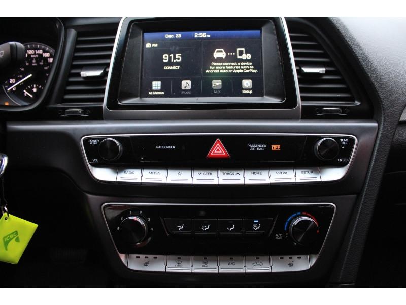 Hyundai Sonata 2018 price $20,889