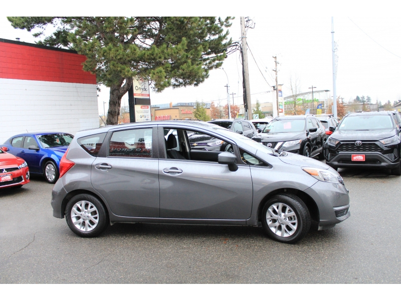 Nissan Versa Note 2017 price $14,889