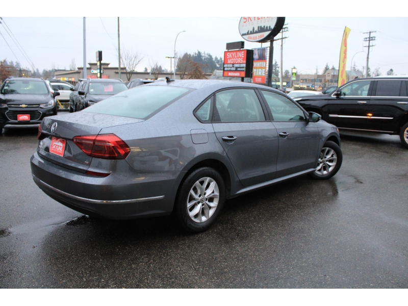 Volkswagen Passat 2018 price $19,889