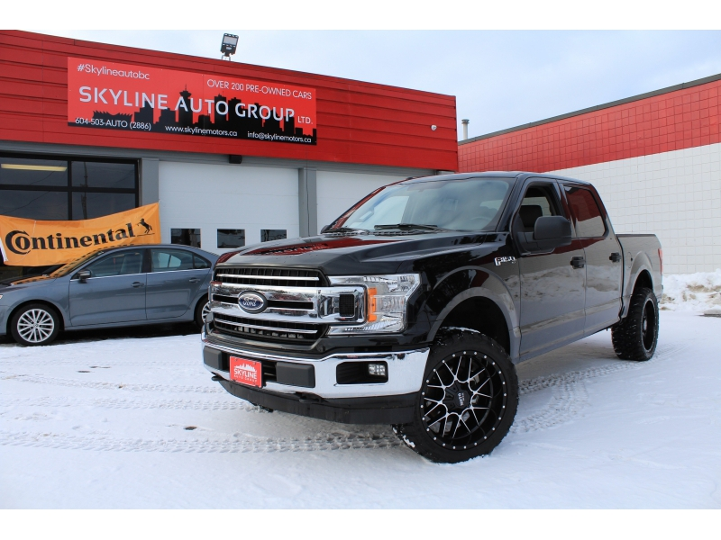 Ford F-150 2018 price $38,889