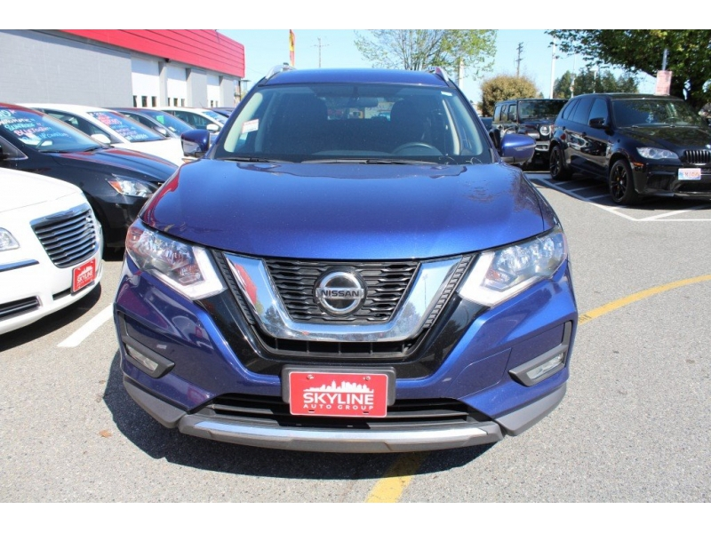 Nissan Rogue 2018 price $23,889
