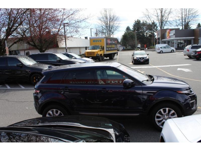 Land Rover Range Rover Evoque 2017 price $33,889
