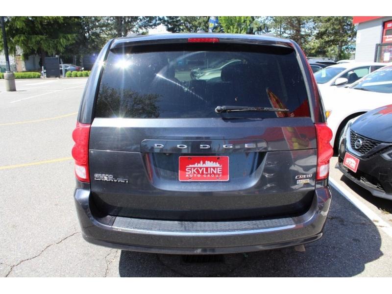 Dodge Grand Caravan 2014 price $12,889