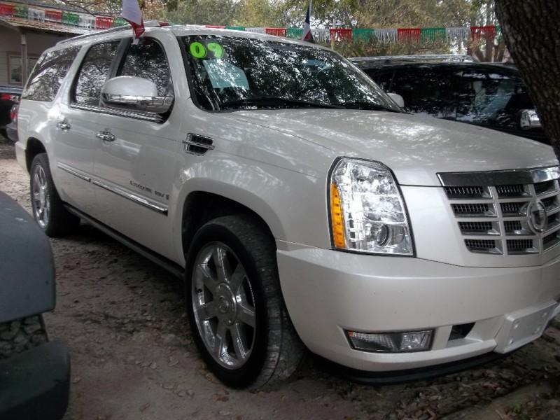 Jvr Auto Sales >> 2009 Cadillac Escalade Esv 2wd 4dr