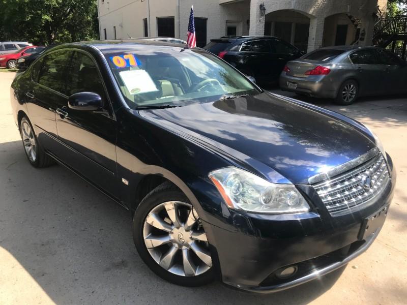 Jvr Auto Sales >> 2007 Infiniti M35 4dr Sdn X Awd