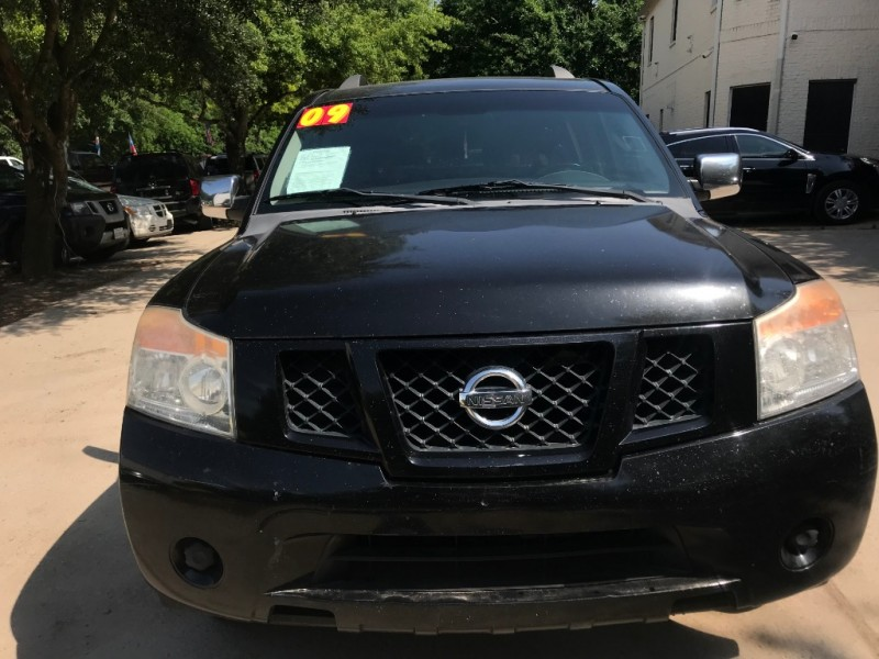 Nissan Armada 2009 price $2,500 Down