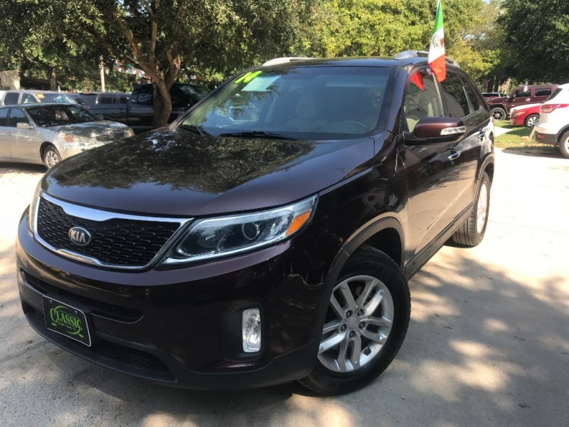 Kia Sorento 2014 price $2,500 Down