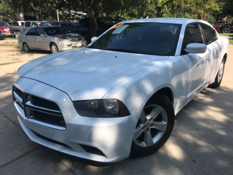 Dodge Charger 2013 price $2,500 Down