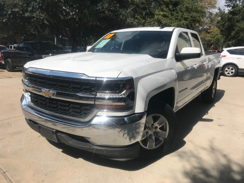 Chevrolet Silverado 1500 2017 price $6,000 Down