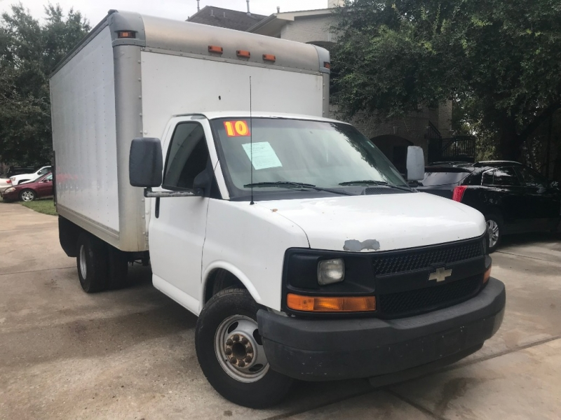 Chevrolet Express Commercial Cutaway 2010 price $3,000 Down