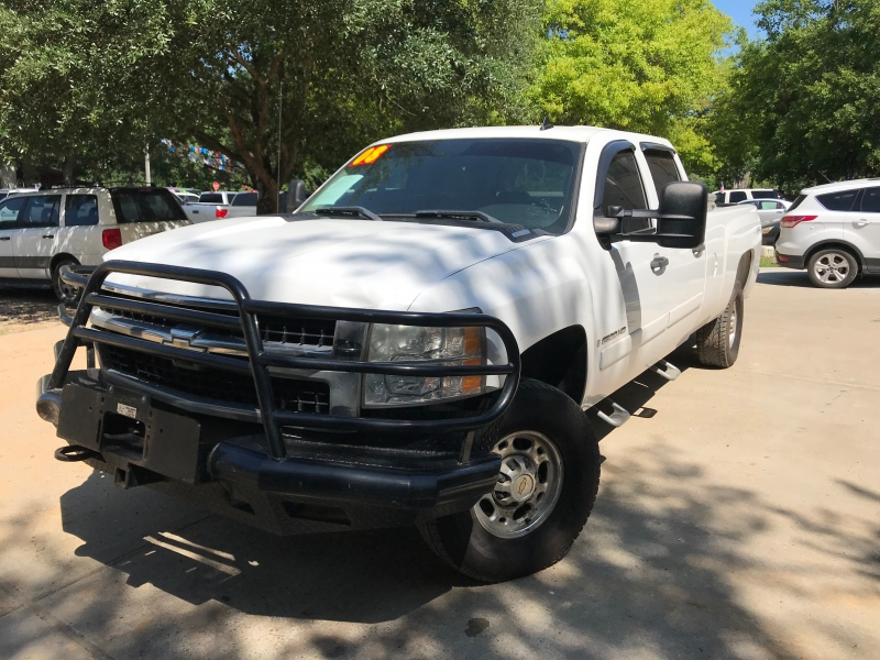 Chevrolet Silverado 2500HD 2008 price $2,500 Down