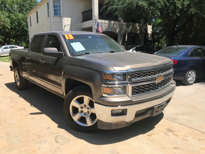 Chevrolet Silverado 2500HD Built After Aug 14 2015 price $6,000 Down