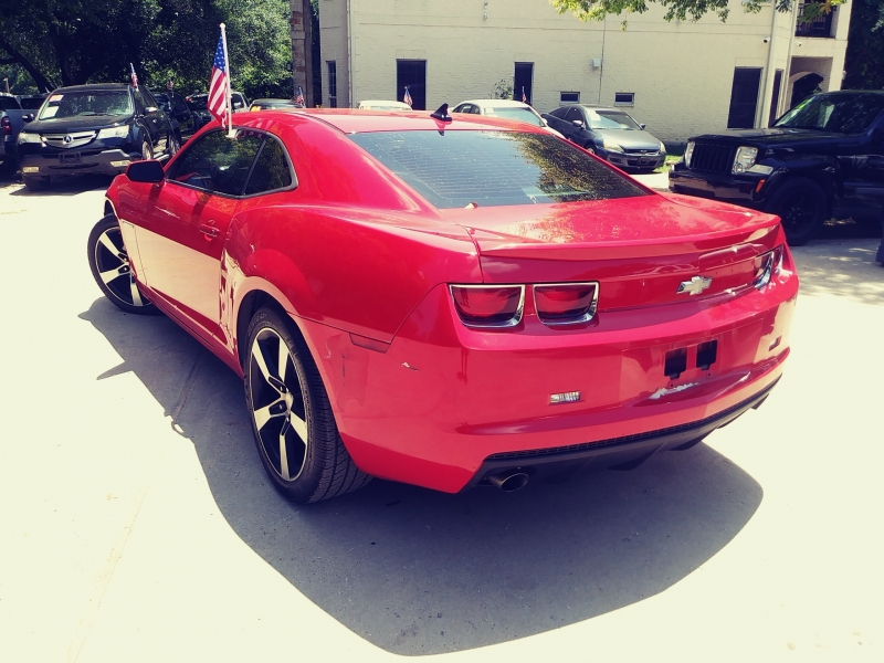 Chevrolet Camaro 2012 price $2,000 Down