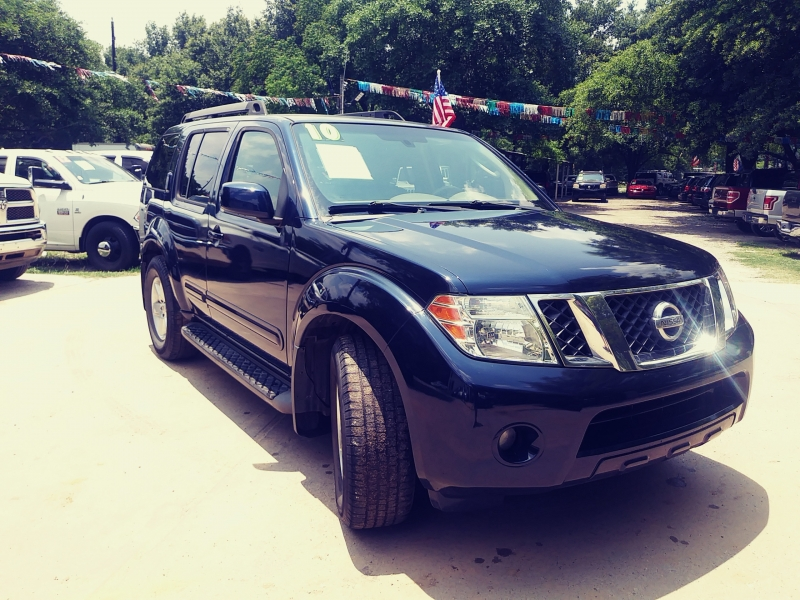 Nissan Pathfinder 2010 price $1,000 Down