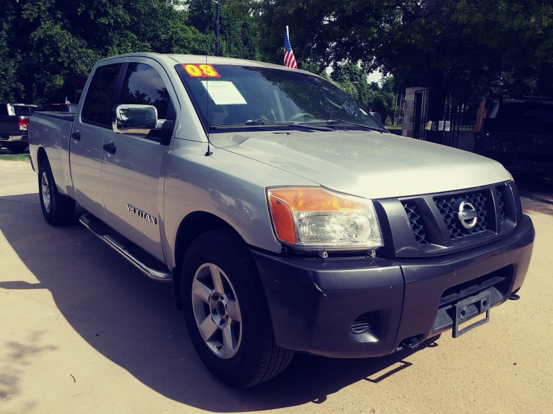 Nissan Titan 2008 price $2,500 Down