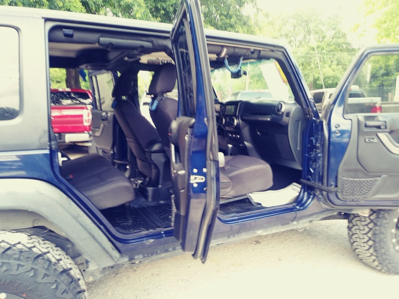 Jeep Wrangler Unlimited 2013 price $5,000 Down