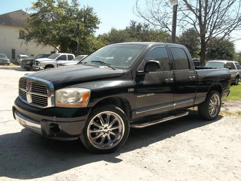 Dodge Ram 1500 2006 price $1,500 Down